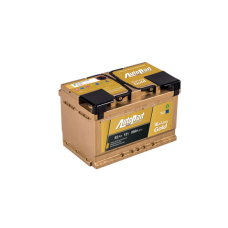 Akumuliatorius AP  82Ah-12V-850A Galaxy Gold