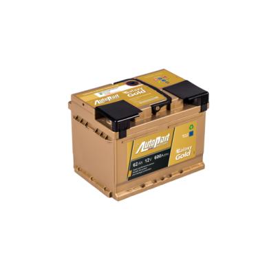 Akumuliatorius AP  62Ah-12V-600A Galaxy Gold