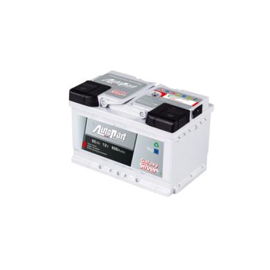 Akumuliatorius AP  85Ah-12V-800A  SC Galaxy Silver