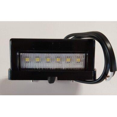 Numerio apšvietimas LED LM404
