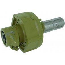 Prabuksavimo mova SAS1 M6-V6 (300 Nm)