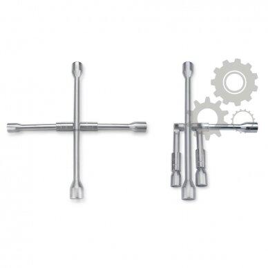 Raktas kryžius sulankstomas AEAQ2214 (17x19x21x22)