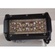 Žibintas LED 12/24V,84W TR-B384