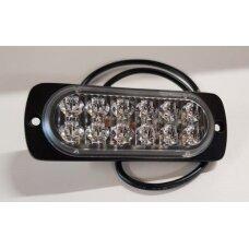 Žibintas signalinis LED 12/24V,18W TR-BD2-6