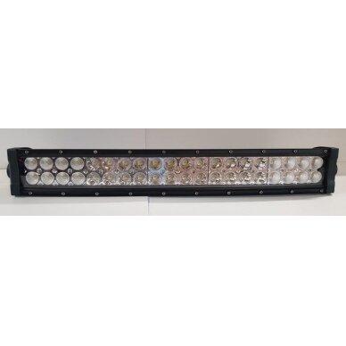 Žibintas LED 12/24V,120W TR-BCW120  lenkta juosta
