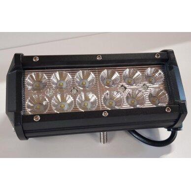 Žibintas LED 12/24V,36W TR-B336 juosta