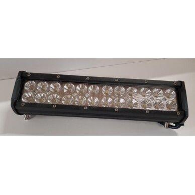 Žibintas LED 12/24V,72W TR-B072  juosta