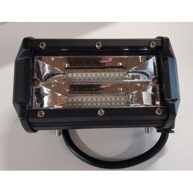 Žibintas LED 12/24V,72W TR-B3LL72
