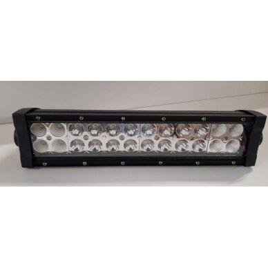 Žibintas LED 12/24V,72W TR-BE72  juosta